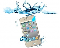 Case Marine Waterproof Cover iPhone 5 - Clear