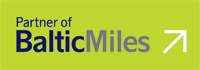 Earn Points with BalticMiles!
