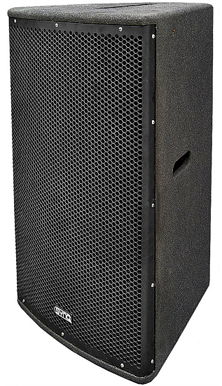 SYNQ RS  15 Speaker Cabinet 600W RMS, 8 Ohm :: Euro Baltronics   Online  Shop For Sound, Light And Effects