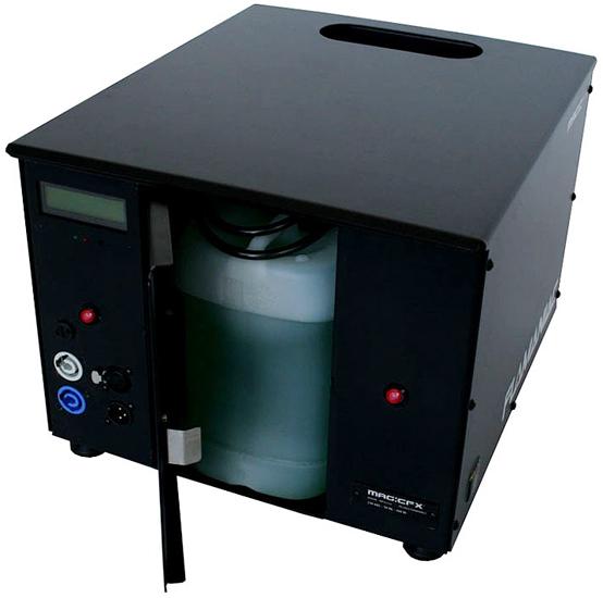2.5l Brilliant Green Flames Magicfx Flame Fluid Green