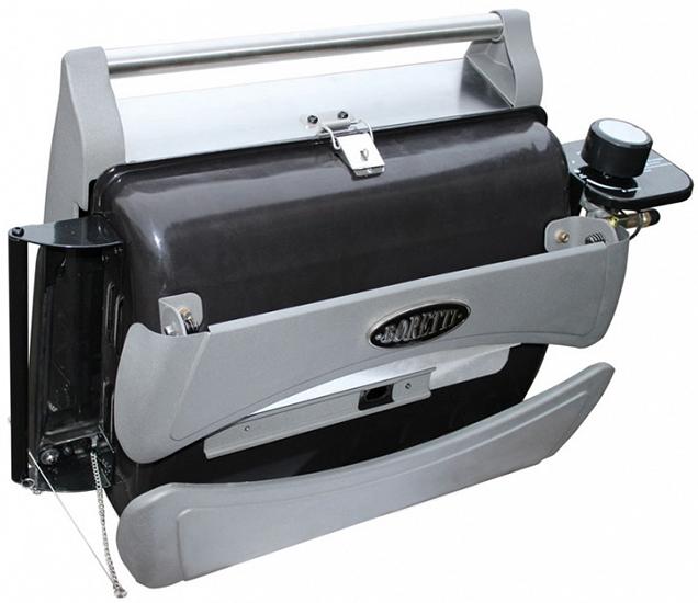 Boretti Gas Bbq.Boretti Piccolino Rvs Gas Bbq Euro Baltronics Online Shop For