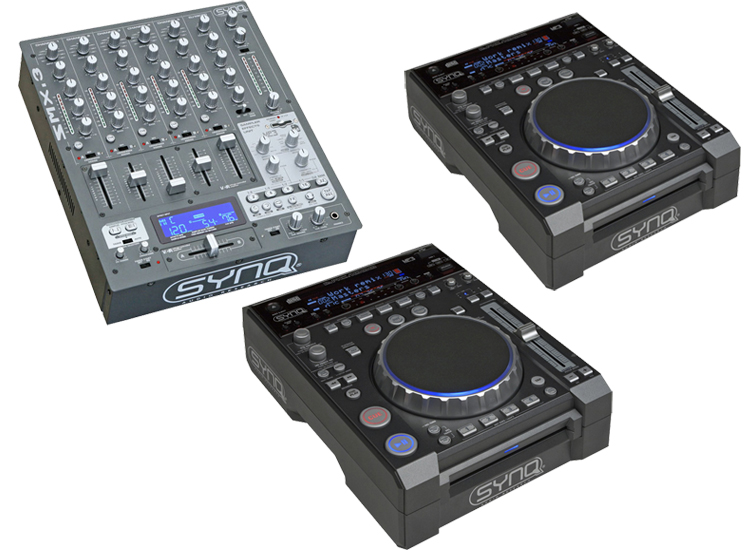 SYNQ DMC 1000/SMX-3 DJ TABLE SET  Euro Baltronics - online shop for sound light and effects  sc 1 st  Produkcija. Euro Baltronics & SYNQ DMC 1000/SMX-3 DJ TABLE SET :: Euro Baltronics - online shop ...