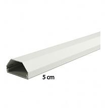 K 214 Nig Lcd Plasma Cable Cover 110 5cm White Euro