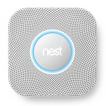 Nest protect light